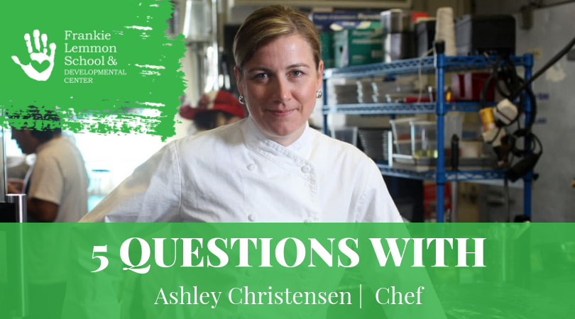 Five Questions with Chef Ashley Christensen